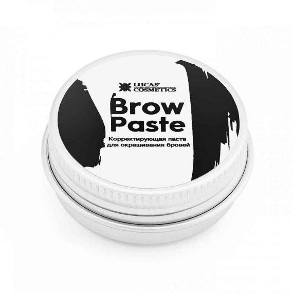 Brow-paste
