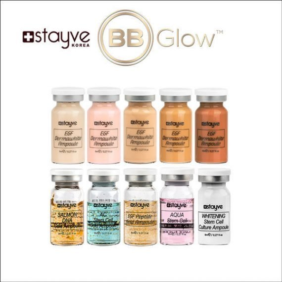 Stayve BB Glow Dermawhite – 1 ampoule x 8ml.