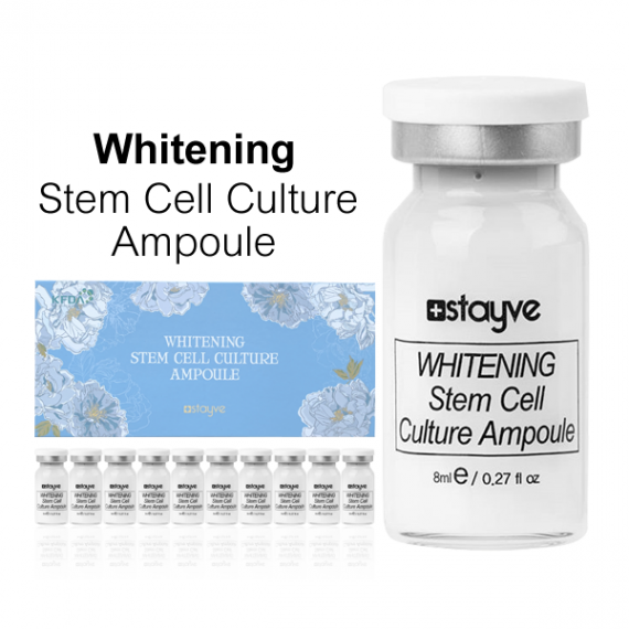 Whitening Stem Cell Culture Ampoule.1.